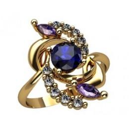 Женское кольцо 2319