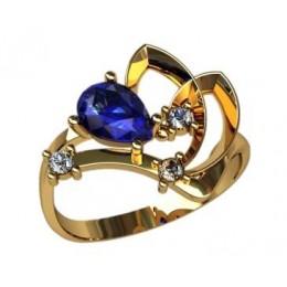 Женское кольцо 2328