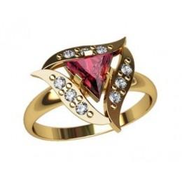 Женское кольцо 2329