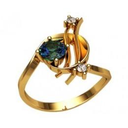 Женское кольцо 2330