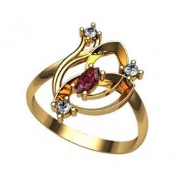 Женское кольцо 2331