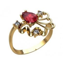 Женское кольцо 2339