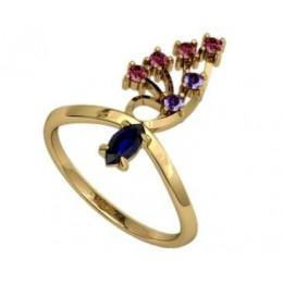 Женское кольцо 2371