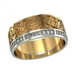 Женский перстень 001630
