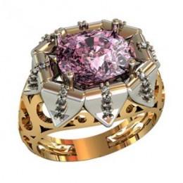 Женский перстень 001740