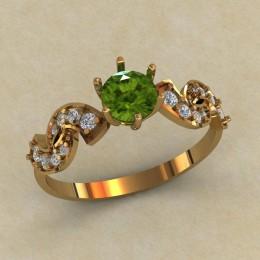 Женское кольцо КЕ-624