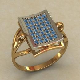 Женское кольцо КЕ-636