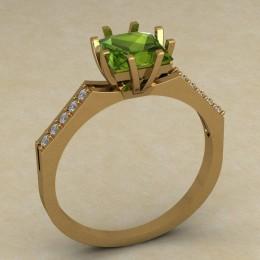 Женское кольцо КЕ-637
