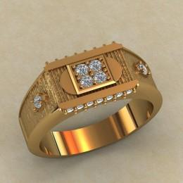 Мужское кольцо КМ-647