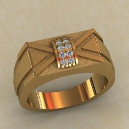 Мужское кольцо КМ-659