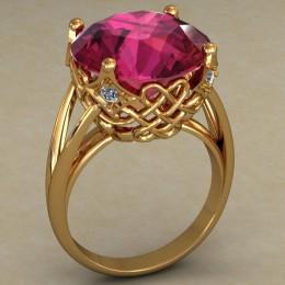 Женский перстень КН-666