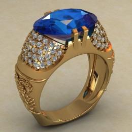 Женское кольцо КН-667