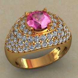 Женское кольцо КН-668