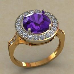 Женский перстень КН-670