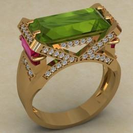 Женский перстень КН-674