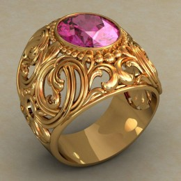 Женское кольцо КН-676