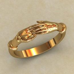 Женское кольцо КЕ-746