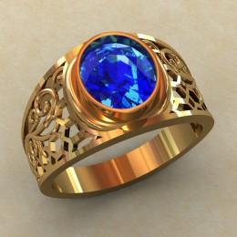 Мужское кольцо КМ-811