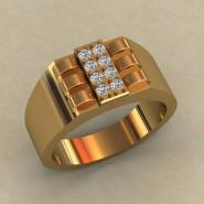 Мужское кольцо КМ-831