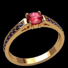 Женское кольцо 2583