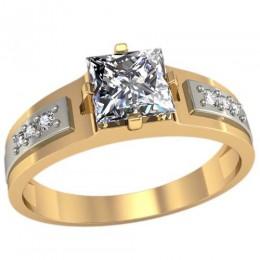Мужское кольцо 3083