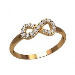 Женское кольцо 2739