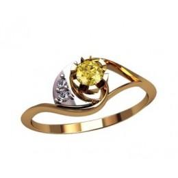 Женское кольцо 1392