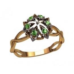 Женское кольцо 1405