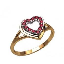 Женское кольцо 1411
