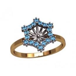 Женское кольцо 1414