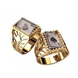 Мужское кольцо 3170