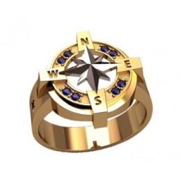 Мужское кольцо 3171