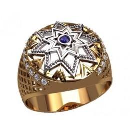 Мужское кольцо 3172