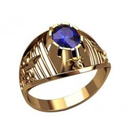 Мужское кольцо 3173