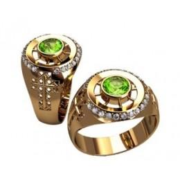 Мужское кольцо 3176
