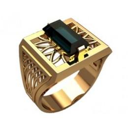 Мужское кольцо 3178