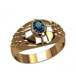 Мужское кольцо 3190