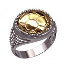 Мужское кольцо 3193