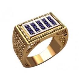 Мужское кольцо 3194