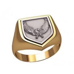 Мужское кольцо 3196