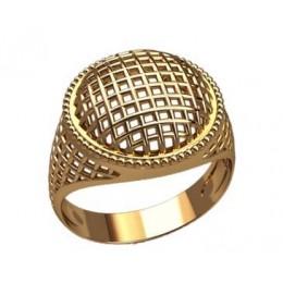 Мужское кольцо 3197