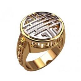 Мужское кольцо 3200