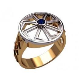 Мужское кольцо 3202