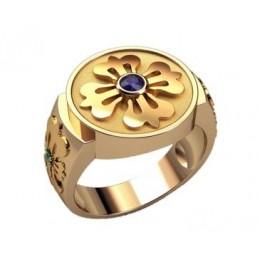 Мужское кольцо 3205