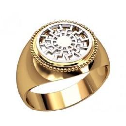 Мужское кольцо 3209