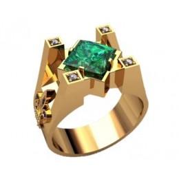 Мужское кольцо 3210