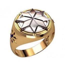 Мужское кольцо 3212