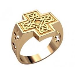 Мужское кольцо 3214