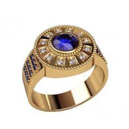Мужское кольцо 3215