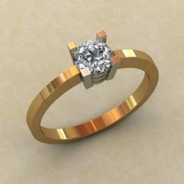 Женское кольцо 0795